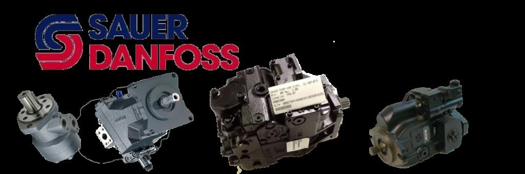 Ремонт гидромотора Sauer Danfoss,гидронасоса, гидростатики ГСТ Sauer Danfoss.