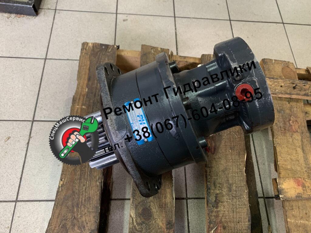Ремонт гидромотора хода Poklain MS4